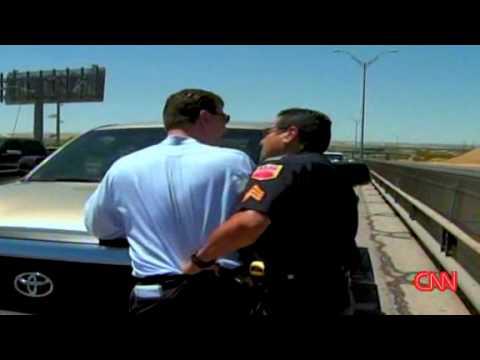 CNN COP arrest Reporter and his Camera man for NO REASON!!