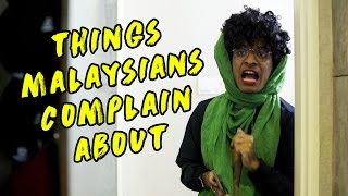 What Malaysians Complain About - JinnyboyTV