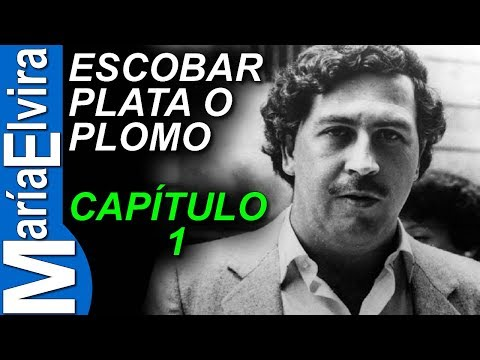 ESCOBAR: PLATA O PLOMO.(CAPITULO 1)