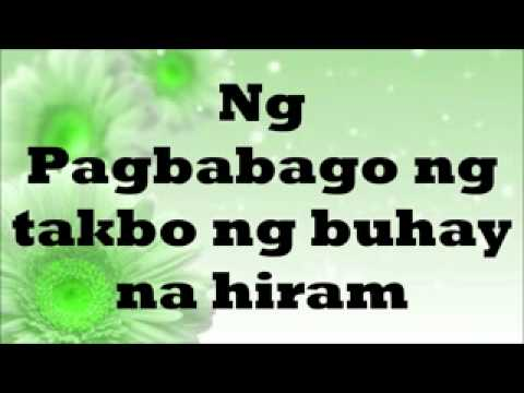 One Cainta Hymn With Lyrics video
