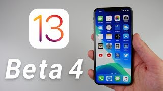 iOS 13 Beta 4 Released! - MUCH Better!
