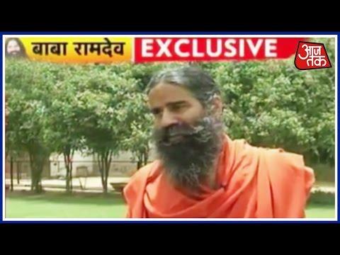 Exclusive: Baba Ramdev On Narendra Modi Govt's 2-year Rule