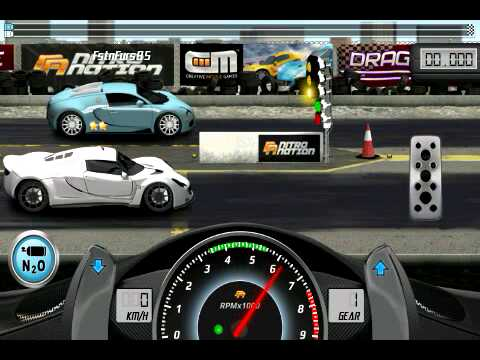 Drag Racing Android Venom Gt Lvl 9 Tune