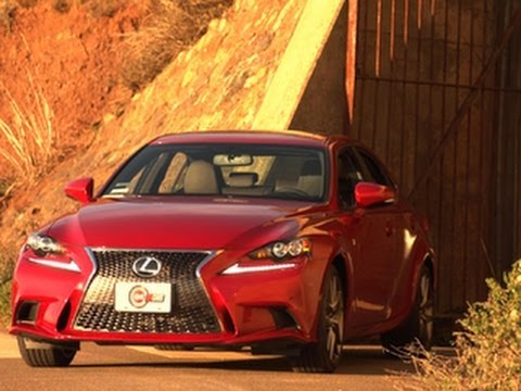 CNET On Cars - Lexus IS350 F Sport: Does it measure up to the Germans -- or even need to? - Ep. 29