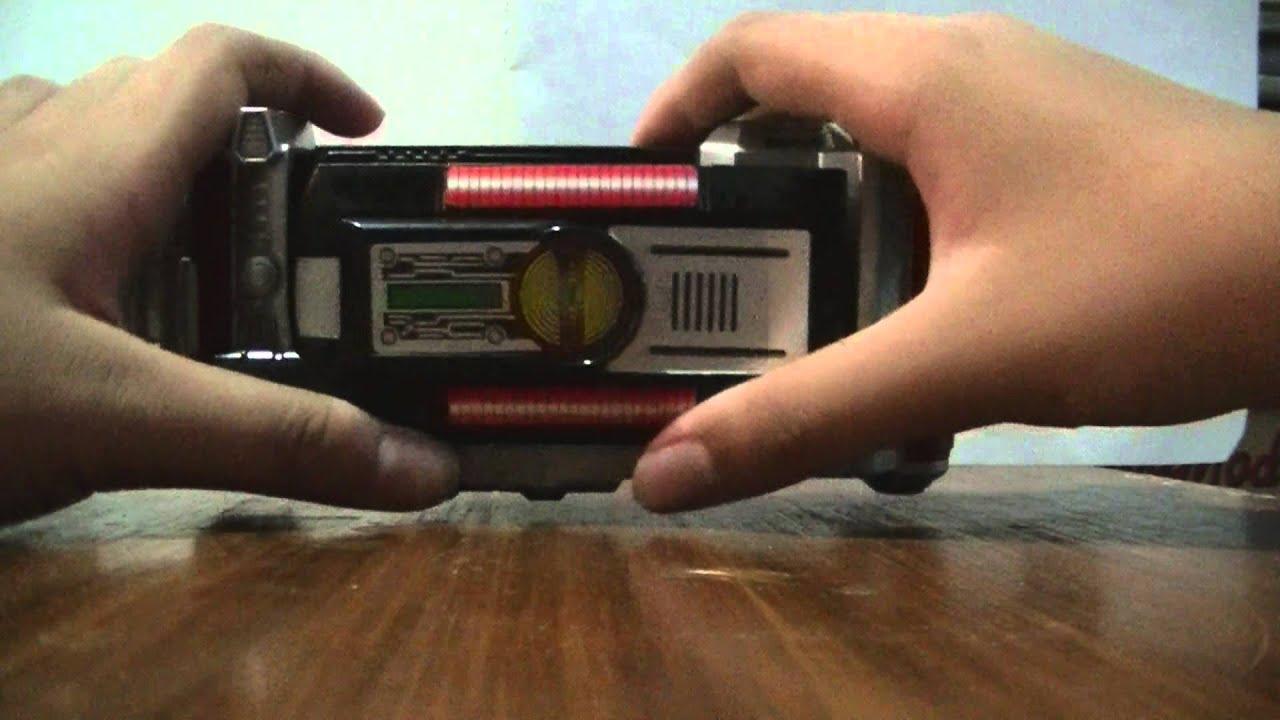 Kamen Rider Faiz Belt Review Kamen Rider Faiz Belt