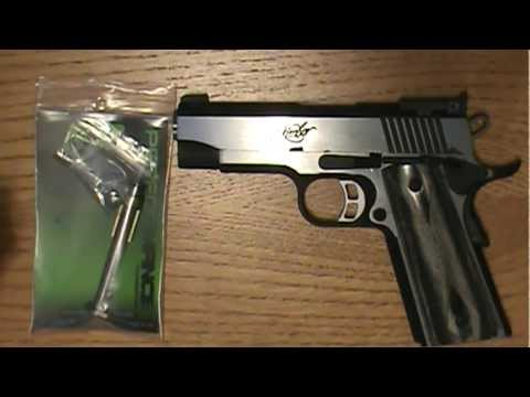 NDZ Performance 1911 Teardown take down tool for Kimber Pro 4