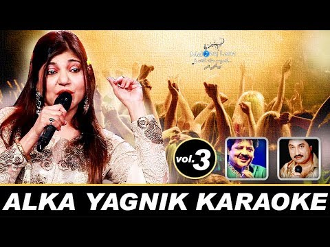 Sing Along With Alka Yagnik • Original Bollywood Karaoke • Vol.3