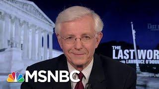 Impeach Donald Trump And Pence? Fmr. GOP Congressman Says It Should Happen.  The Last Word  MSNBC