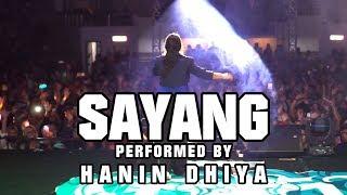 download lagu Sayang - Via Vallen Performed By Hanin Dhiya At gratis