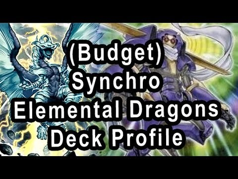 (Budget) Synchro Elemental Dragons Deck Profile