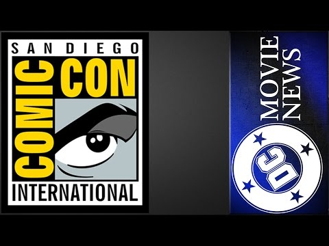Comic Con 2015 Recap! - DC Movie News #34 (July 16th, 2015)