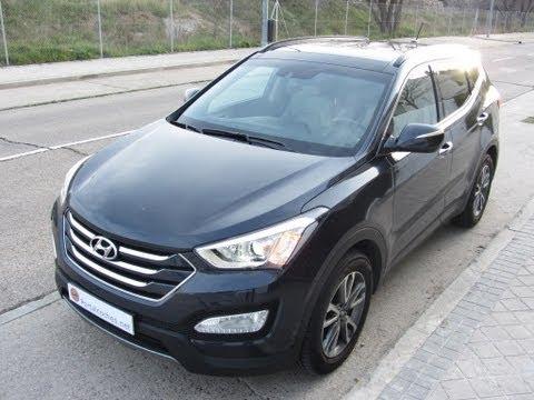 Hyundai Santa Fe. Prueba Portalcoches.net