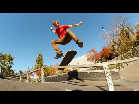 February 2015 Skate Montage