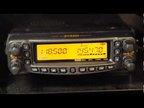 Ham Radio Tutorial - 2 Meter Repeaters