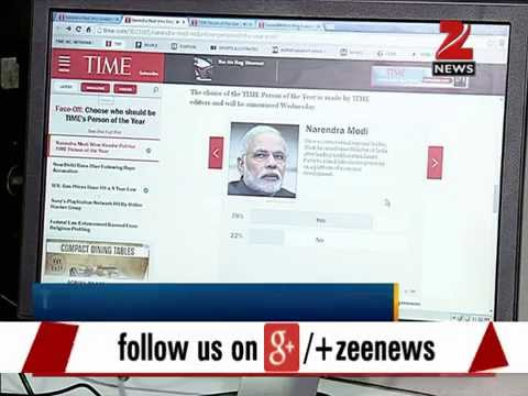 PM Narendra Modi wins Time's Readers' poll for Person of the Year