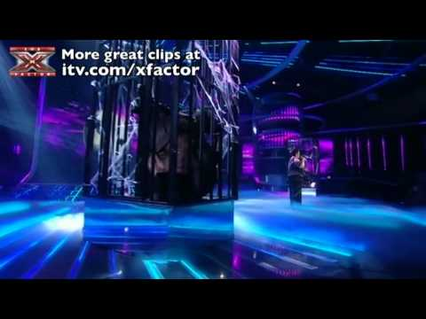 The X Factor 2010: Last week Mary received comments from the judges about being too old fashioned. This week, she's fighting back with Could It Be Magic! Wil...