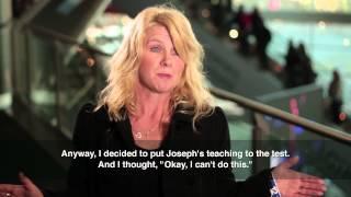 Joseph Prince - Testimony Of Freedom From Bondage & Manifestation Of Healing