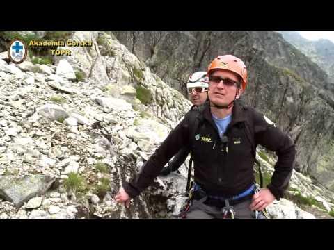 Asekuracja W Górach  . Bezpieczeństwo W Górach . Turystyka Górska