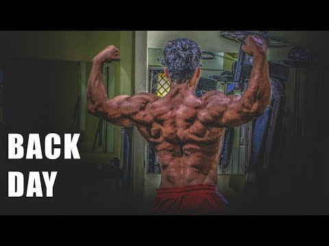 COMPLETE BACK WORKOUT | PANGHAL FITNESS | AMIT PANGHAL