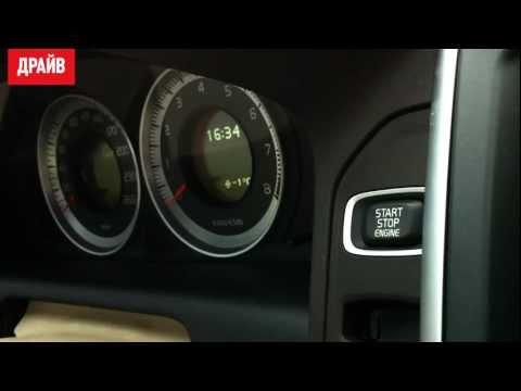 Volvo XC60, обзор