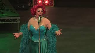 Dame Shirley Bassey by La Voix