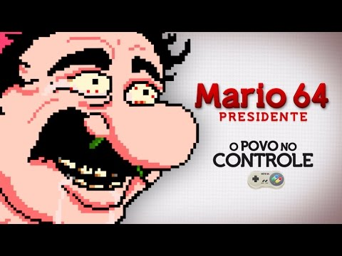 MARIO 64 Presidente - PROGRAMA ELEITORAL #Mario64