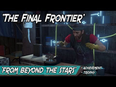 GTA 5 - 'From Beyond the Stars' Achievement / Trophy - Mission: The Final Frontier [HD]