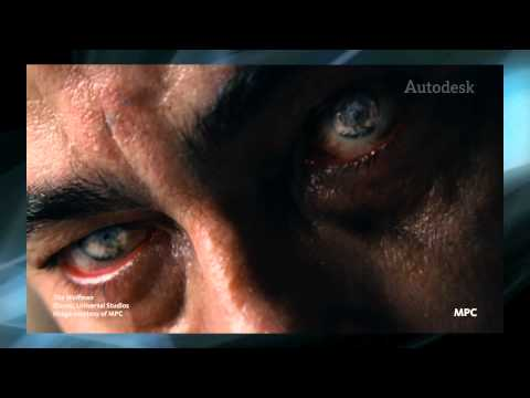 Autodesk Post and VFX Show Reel 2011