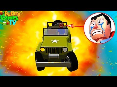 МАШИНКА БЕЗ ТОРМОЗОВ #7 Игровые мультики про машинки прикольное видео для детей Faily Brakes гонки
