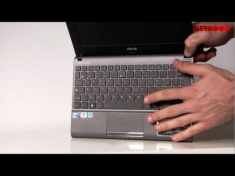 Recensione ASUS Eee PC 1025C - Review (eng sub)