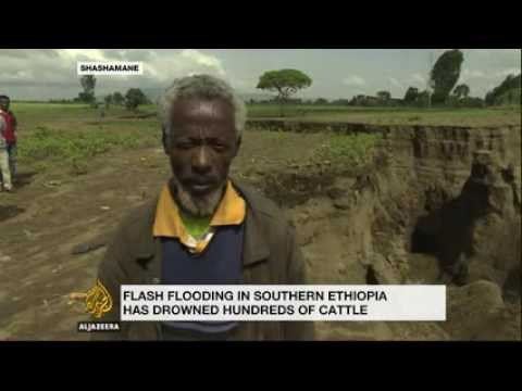 Floods and landslides wreak havoc in Ethiopia