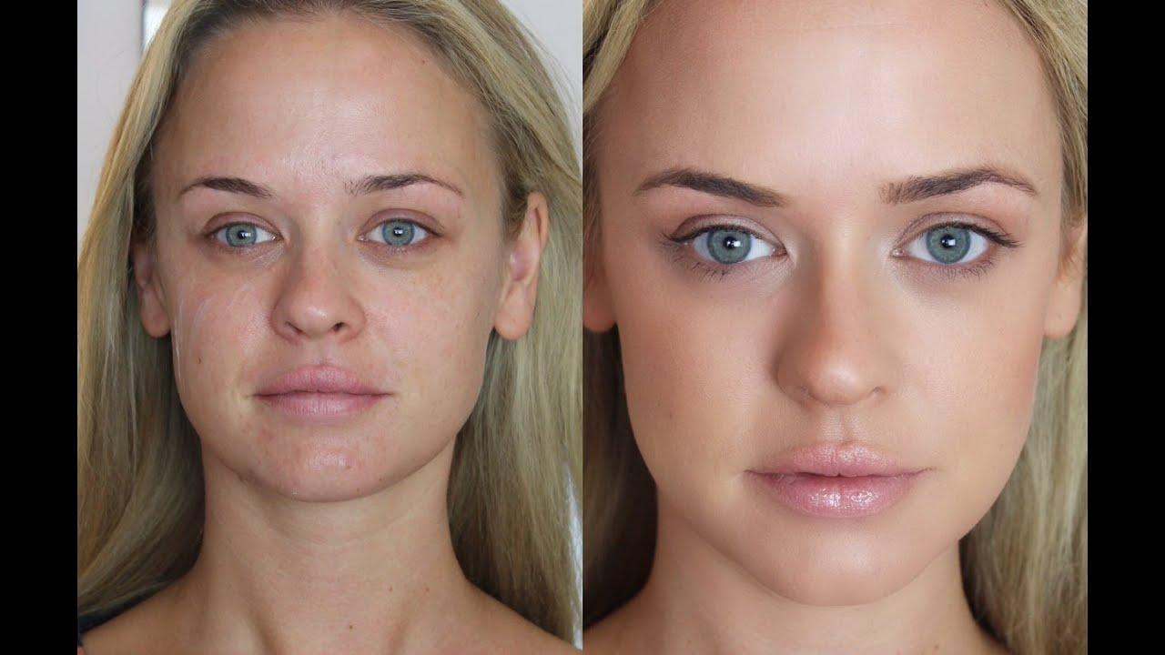 Quot No Makeup Quot Makeup Blue Eyes Sona Gasparian Youtube