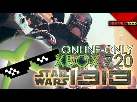 Star Wars 1313 CANCELED! BattleBlock Theater REVIEW, Xbox 720 ONLINE ONLY, & More!