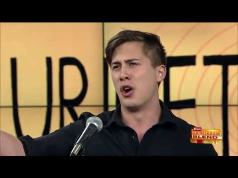 """""""Urinetown, The Musical"""" on TMJ4 The Morning Blend"""