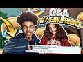 Q&A with My Girlfriend • Future IRLs!? • Ever Smashed?!🤔 MP3