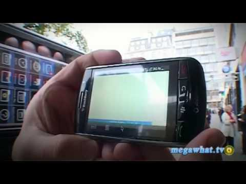 Blackberry Storm: First Look Review