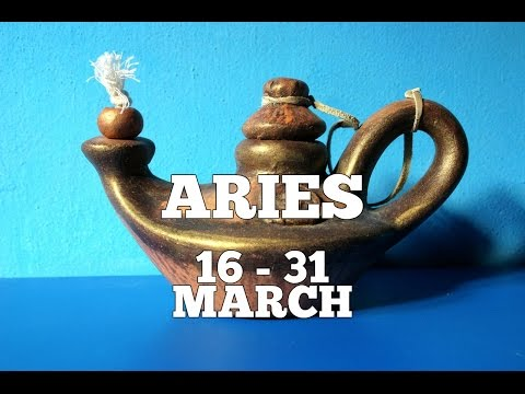 ARIES In-depth GENERAL Reading 16-31 March 2017