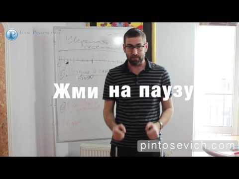 Как достичь уверенность в себе. Isaac Pintosevich