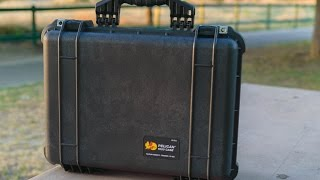 Pelican 1520 Protector Case Review!