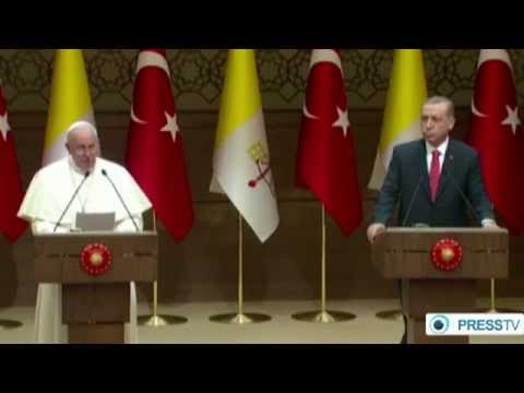 Pope Francis condemns ISIL
