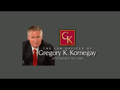 video of greg kornegay bankruptcy attorney wilmington nc