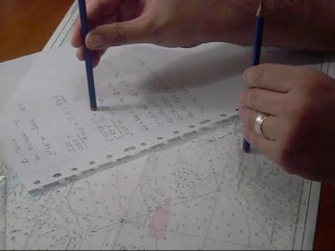 Navegación Costera - Cálculo básico para Navegación.
