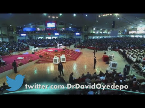 Bishop David Oyedepo-walking In Financial Dominion 1 video