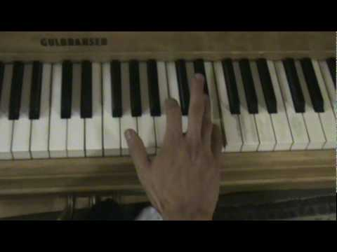 How to Play Vanilla Twilight by Owl City on the Piano