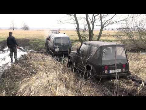 Zachodniopomorski Off Road 4X4 4WD Szczecińska Drużyna Przeprawowa