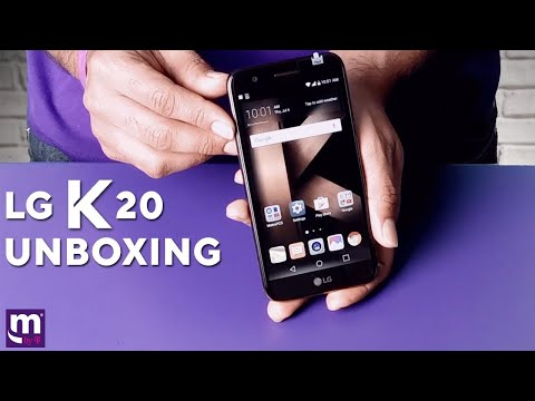 LG K20 Plus Unboxing | MetroPCS | Product Review