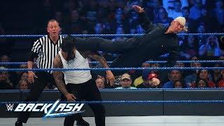 Breezango vs The Usos | Campeonatos En Parejas de SmackDown | Backlash 2017 | Español Latino