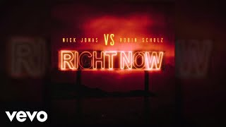 Nick Jonas, Robin Schulz - Right Now