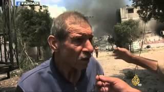 شهادات مروعة عن مجزرة الشجاعية بغزة
