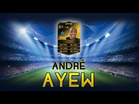 FUT14 | Player Review | André Ayew IF (AG : 81) ! [FR]